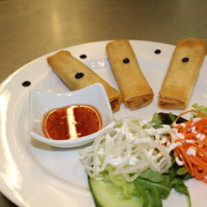 Loempia kip (3 stuks)