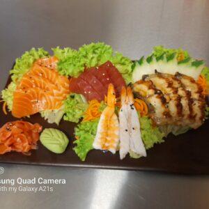Combo sashimi (14 stuks)